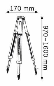 Stativ BT 160