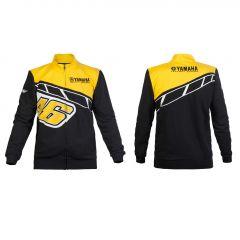 Hanorac Yamaha - Valentino Rossi, negru - galben