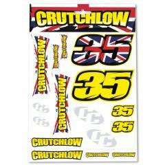 Sticker Cal Crutchlow