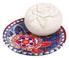 Rose Ambre Set sapun-savoniera 150g