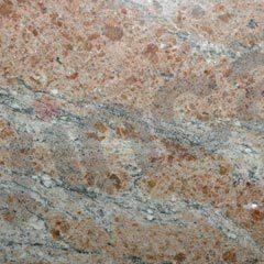 Blat Granit Rose Wood 2 cm, decupaj patrat