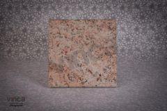 Blat Granit Shivakasi 2cm, decupaj rotund