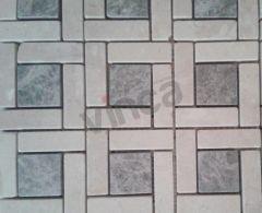 Mosaic Travertin M1