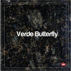 Placaj Granit Verde Butterfly 60*30*1cm