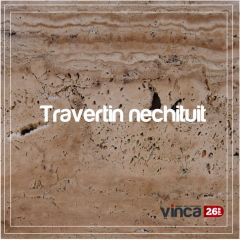 Placaj Travertin nechituit French pattern