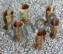 Set Pahare onix mare
