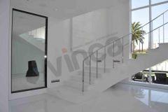 Trepte Interior Marmura Thassos 100*33*2cm