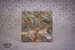 Trepte Marmura Exterior Verde Jungla 100*33*2cm