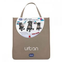 Color Pack Carucior Chicco Urban Winter Edition, Winter Day
