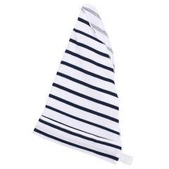 Bandana pentru copii, Chicco, alb cu albastru, 04216