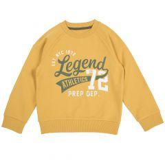 Bluza copii Chicco, galben, 92