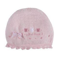 Caciula bebelusi Chicco, roz, 1