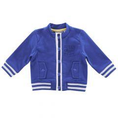 Cardigan copii Chicco, albastru, 74