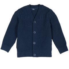 Cardigan copii Chicco, albastru deschis, 104