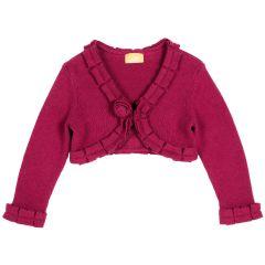 Cardigan copii Chicco, roz, 98