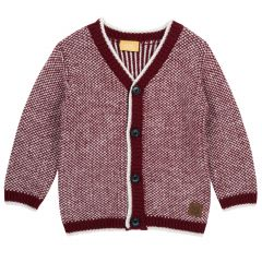 Cardigan copii Chicco, visiniu, 104