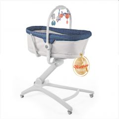 Cosulet multifunctional 4 in 1 Chicco Baby Hug, Spectrum, 0luni+