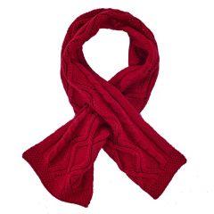 Esarfa copii Chicco, rosu, 04068