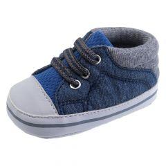 Pantofi sport copii Chicco, albastru cu gri, Nursery, 18