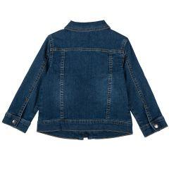 Jacheta copii Chicco, albastru denim, 92