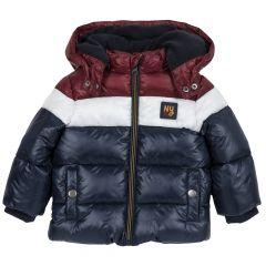 Jacheta copii Chicco, albastru inchis, 98