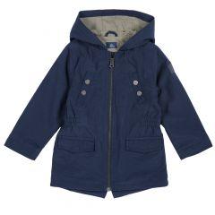 Jacheta copii Chicco, albastru inchis, 128
