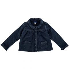 Jacheta copii Chicco, denim, 104