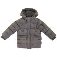 Jacheta copii Chicco, gri inchis, 116