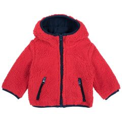 Jacheta copii Chicco, rosu, 92