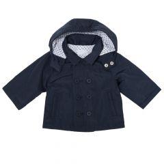 Jacheta pentru copii Chicco, baietei, bleumarin, 80