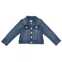 Jacheta pentru copii Chicco, denim, fete, 116