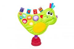 Jucarie Chicco Arthur, dinozaurul amuzant, 3-24luni
