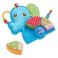 Jucarie Chicco Puzzle Dl. Elefant, 6-36luni