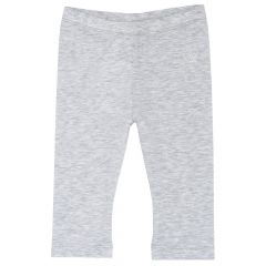 Pantaloni copii Chicco, trei sferturi, gri, 52475