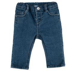 Pantalon copii Chicco, albastru deschis, 74