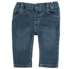 Pantalon copii Chicco, albastru deschis, 80