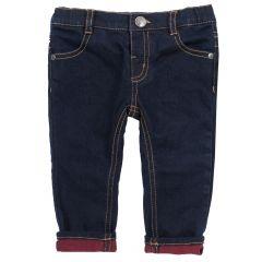 Pantalon copii Chicco, albastru deschis, 86