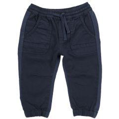 Pantalon copii Chicco, albastru inchis, 98
