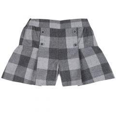 Pantalon copii Chicco, gri, 128