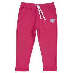 Pantalon trening copii Chicco, roz, 128