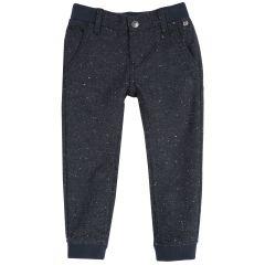 Pantalon copii Chicco, albastru inchis, 104