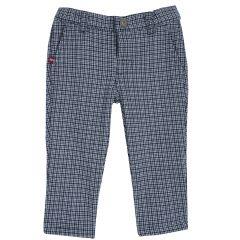Pantalon copii Chicco, gri inchis, 86