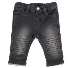 Pantalon copii Chicco, negru, 86