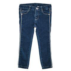 Pantalon lung copii Chicco, albastru, 92