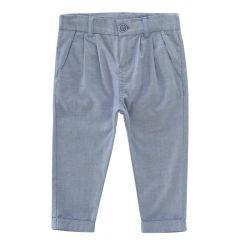 Pantalon lung copii Chicco, albastru, 104