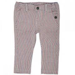 Pantalon lung copii Chicco, cu dungi, 98