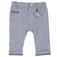 Pantalon lung copii Chicco, mansete si breloc, 62