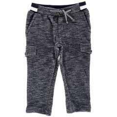 Pantalon lung sport copii Chicco, albastru inchis, 122