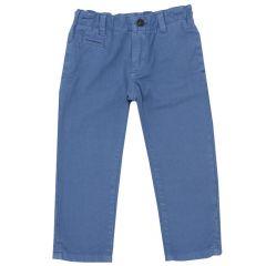 Pantalon lung copii Chicco, albastru, 24500
