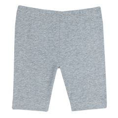 Pantalon scurt copii Chicco, gri inchis, 122